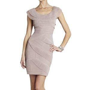 BCBGMaxazria Briana Dress in Sepia SZ 8P NWT